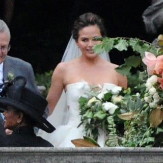 Pictures Of Chrissy Teigen And John Legend's Wedding