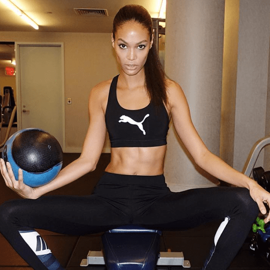 Joan Smalls Workout Routine