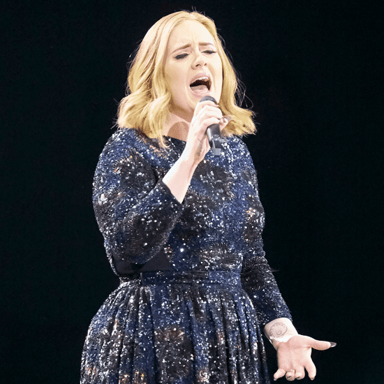 Adele Helps a Gay Couple Get Engaged May 2016