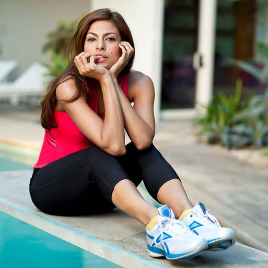 Eva Mendes Is the New Ambassador For EasyTones by Reebok