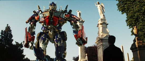 Transformers Has a Massive Opening Weekend