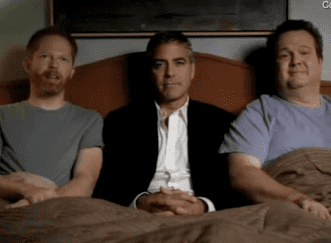 Emmy Video of George Clooney With Modern Family Cast 2010-08-29 18:40:55