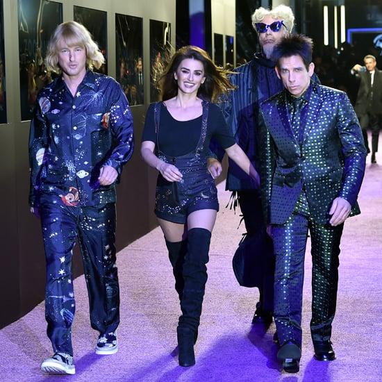Zoolander Fashion Show Premiere 2016