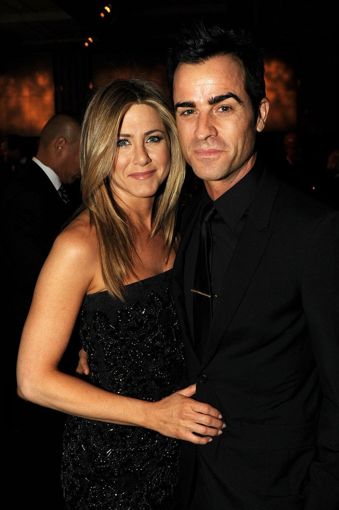 Jennifer was a nominee for her work on the Lifetime movie Five at the January 2012 Directors Guild Awards in LA. Justin was right by her side the entire night and the pair even snuggled up and happily posed for a few photos.