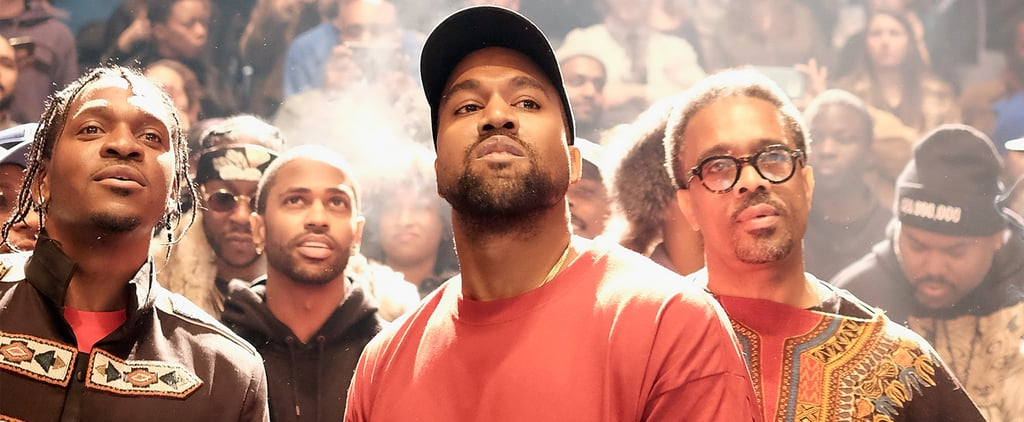 "Kanye West Reveals the Only Reason He ""Came to Paris Fashion"""