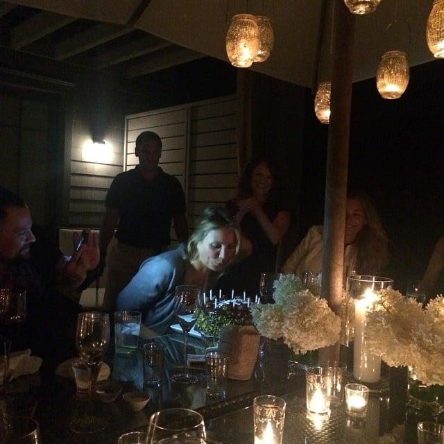 Go Inside Cameron Diaz's Star-Studded Surprise Birthday Party!