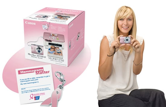 """Get Your Canon """"Pink"""" Bundle For Breast Cancer Awareness Month!"""