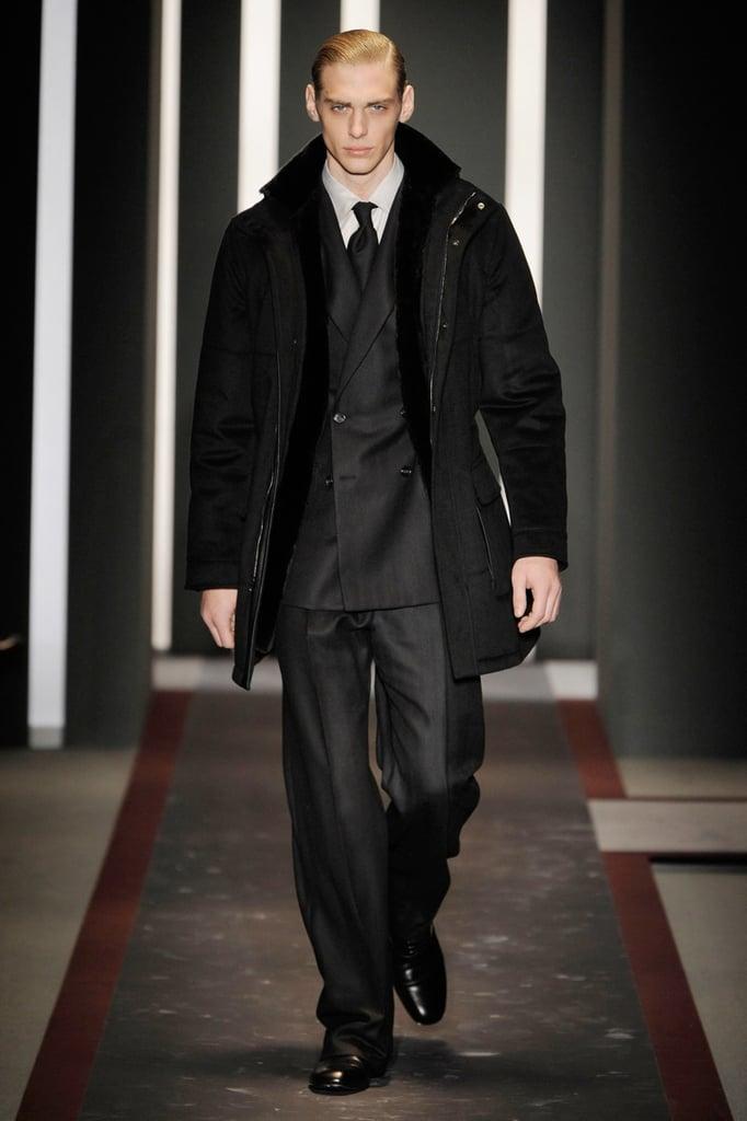 Milan: Ermenegildo Zegna Men's Fall 2009