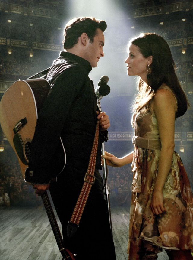 June Carter Cash, Walk the Line