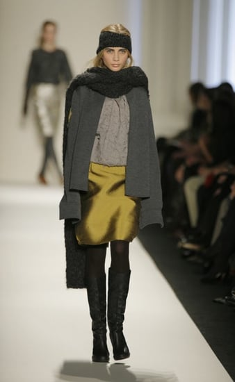 New York Fashion Week, Fall 2007: Vera Wang