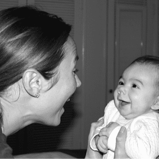 Stacy Keibler Shares Photo of Her Daughter