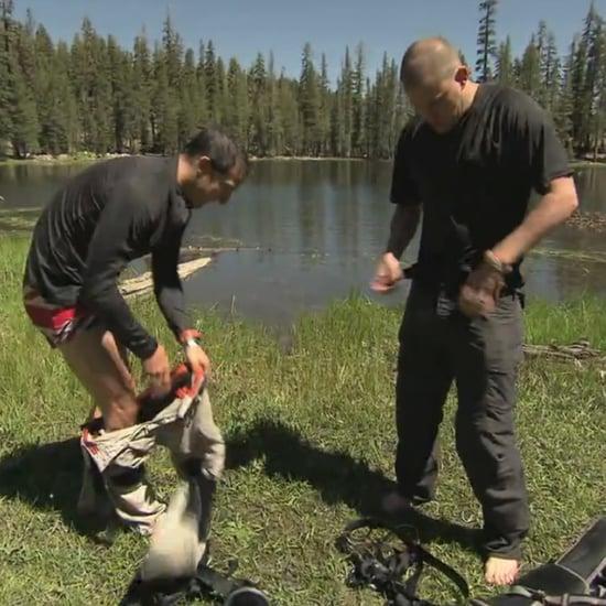 Channing Tatum on Running Wild With Bear Grylls | Video