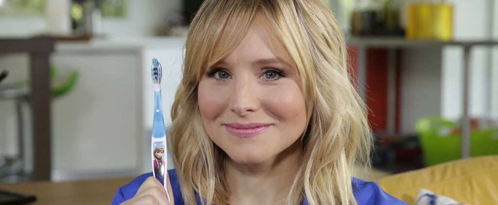 "Kristen Bell: All Those ""Silly Clichés"" About Parenthood Are Totally True"