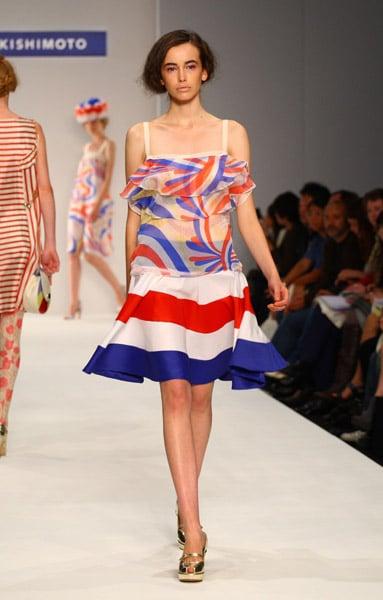 London Fashion Week: Eley Kishimoto Spring 2009