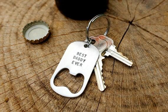 Poptag Bottle Opener Key Chain