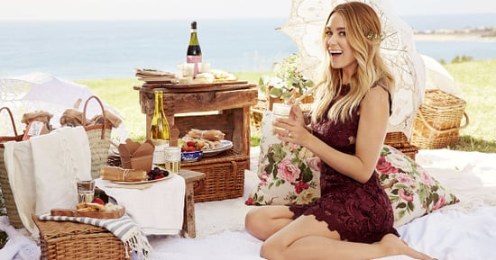 Lauren Conrad Shows Us How to Throw an Elegant Picnic