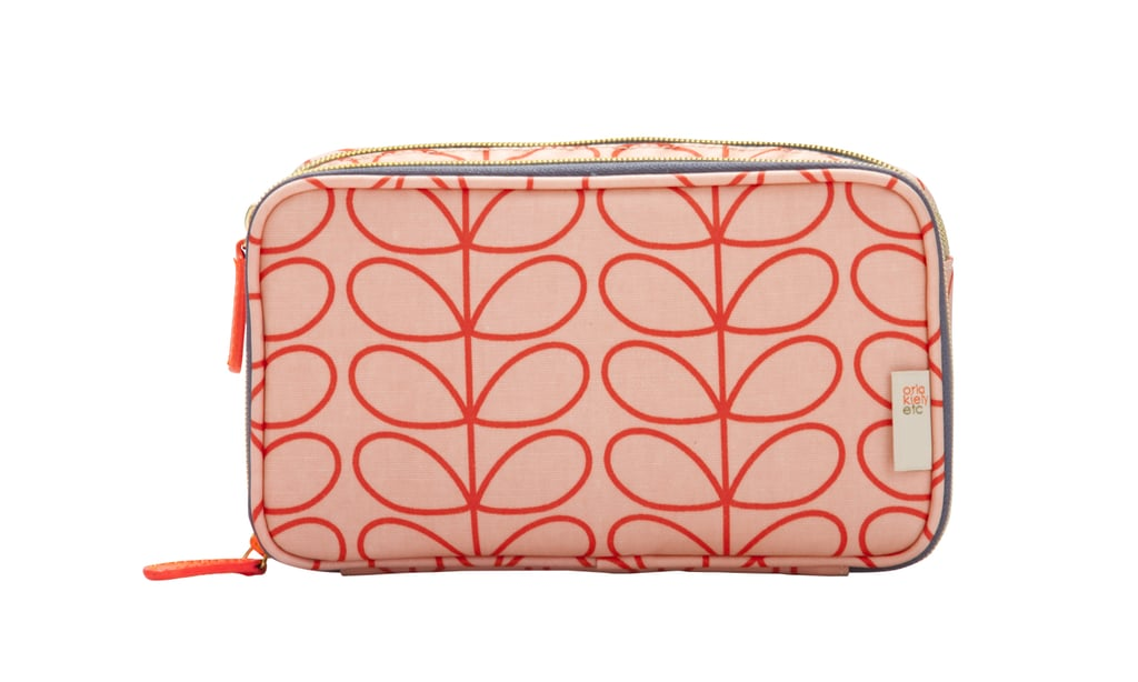 Orla Kiely Etc. Poppy Beauty Organizer