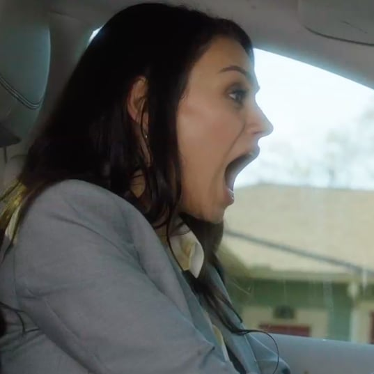School Drop-Off Clip From Bad Moms