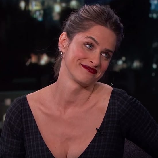 Amanda Peet on Jimmy Kimmel Live 2015 | Videos