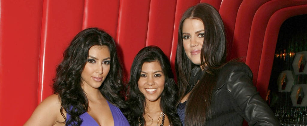 Can You Even Recognize the Kardashians of 2007?