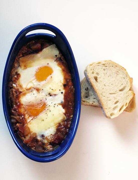 Cinnamon-Spiced Eggs