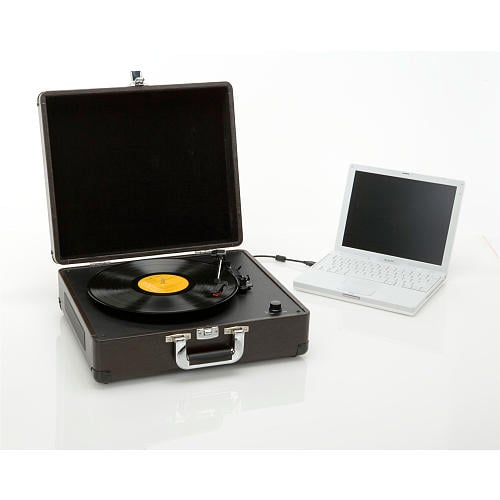 Retro USB Turntable