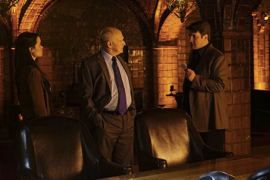 'Castle' Episode 8.14 Photos: Summer Glau Guest Stars as Castle's Competition to Solve a Murder