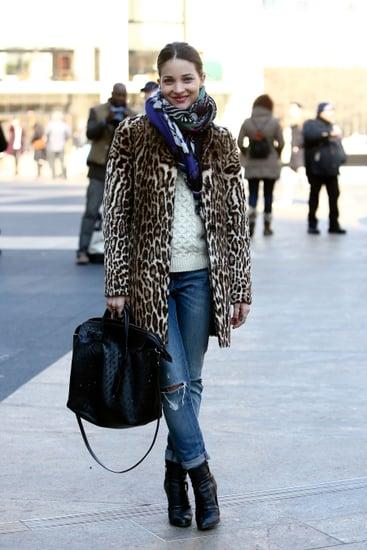 Glamour-Maria-Duenas-mixed-prints-like-pro
