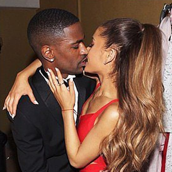 Ariana Grande Kisses Big Sean | Pictures