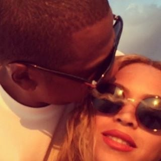 Beyonce and Jay Z Holiday Photos October 2015