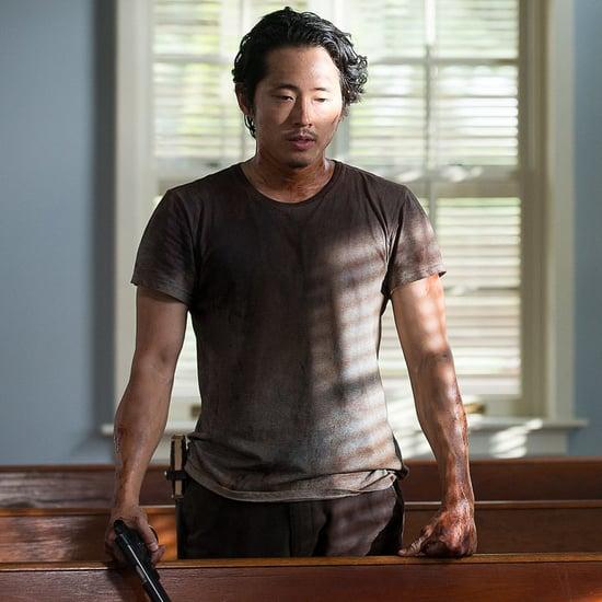 Does Negan Kill Glenn on The Walking Dead's Season 6 Finale?