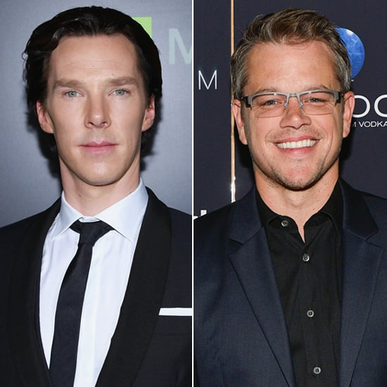 Benedict-Cumberbatch-totally-enthralled-Matt-Damon