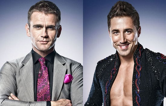 Pictures of Gavin Henson and Scott Maslen Who Were Voted Off Strictly Come Dancing in the Semi Final