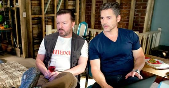 Ricky Gervais Calls 'Special Correspondents' Costar Eric Bana a 'Stupid, Big, Lumpy Idiot'