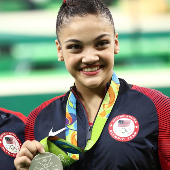 Laurie Hernandez at the Summer Olympics 2016