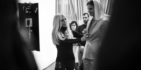 Donatella Versace On The Secret To Her Success