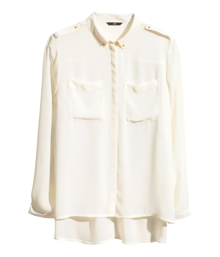 H&M Button-Down Shirt
