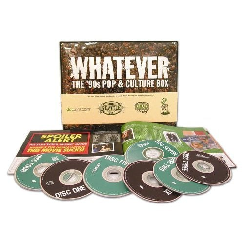 Whatever: The '90s Pop & Culture Box ($75)