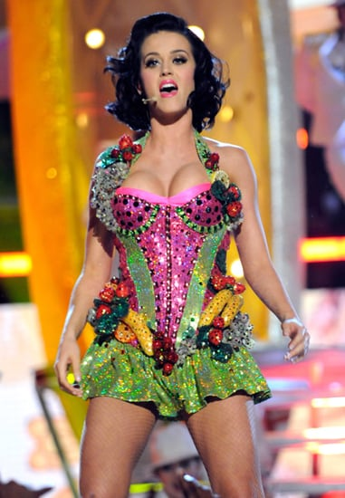 Katy Perry's Concert and Performance Outfits