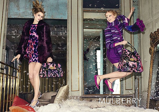 Mulberry 2010 Fall Ad Campaign