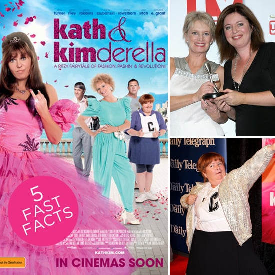 Information and Facts About the Kath and Kimderella Movie