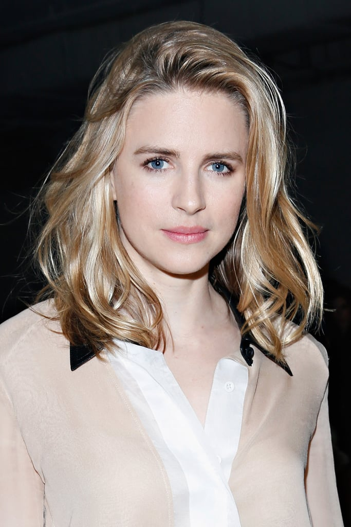 Brit Marling at Reed Krakoff