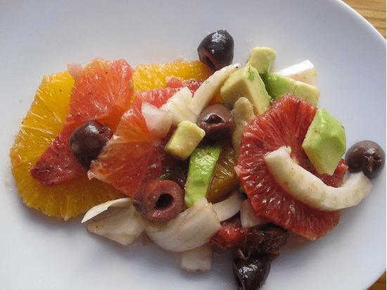 Sugar Shout Out: Citrus Salad Is a Bright Side!