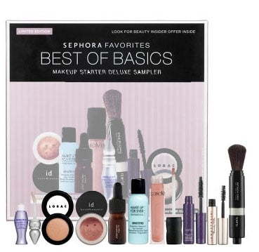 Sephora Favorites Best of Basics Makeup Starter Deluxe Sampler Sweepstakes Rules