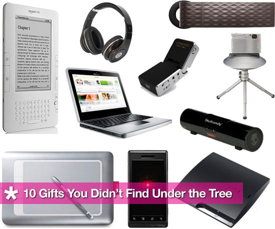 10 Gifts You Didn't Find Under the Tree, But Should Buy Anyway