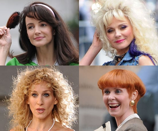 What Did the SATC Ladies Really Look Like in the '80s?