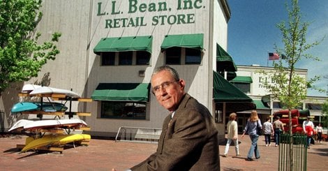 L.L. Bean's Grandson And Company Leader, Leon Gorman, Dies At Age 80