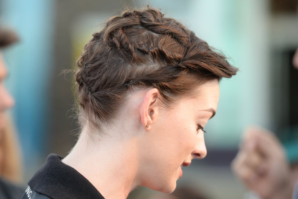 A Hairstyle That Used To Be Popular: Anne Hathaway Best Pixie Hairstyles