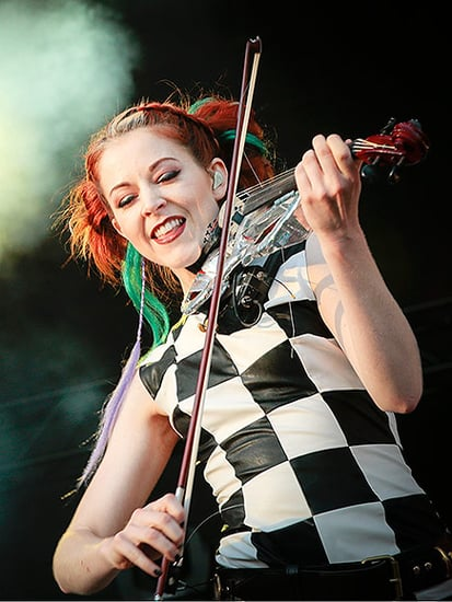 Catching Lindsey Stirling at Panorama This Weekend? Read Everything You Need to Know About Her Here