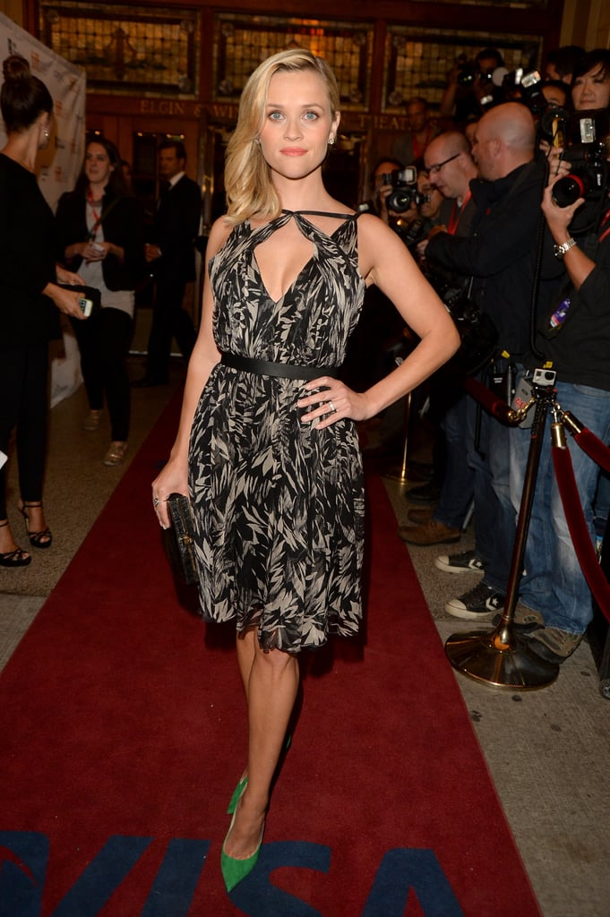 Reese Witherspoon in Jason Wu at 2013 Toronto International Film Festival